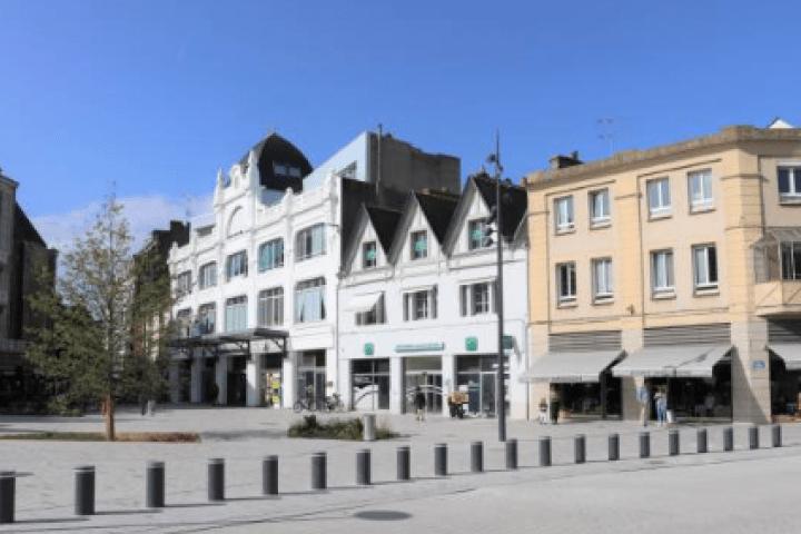 Le marché immobilier se porte bien à Saint-Brieuc, et ce malgré la crise.